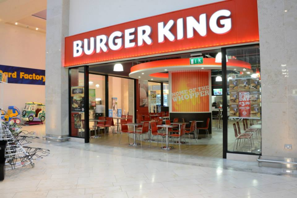 Burger King Restaurants Contract Tile And Stone