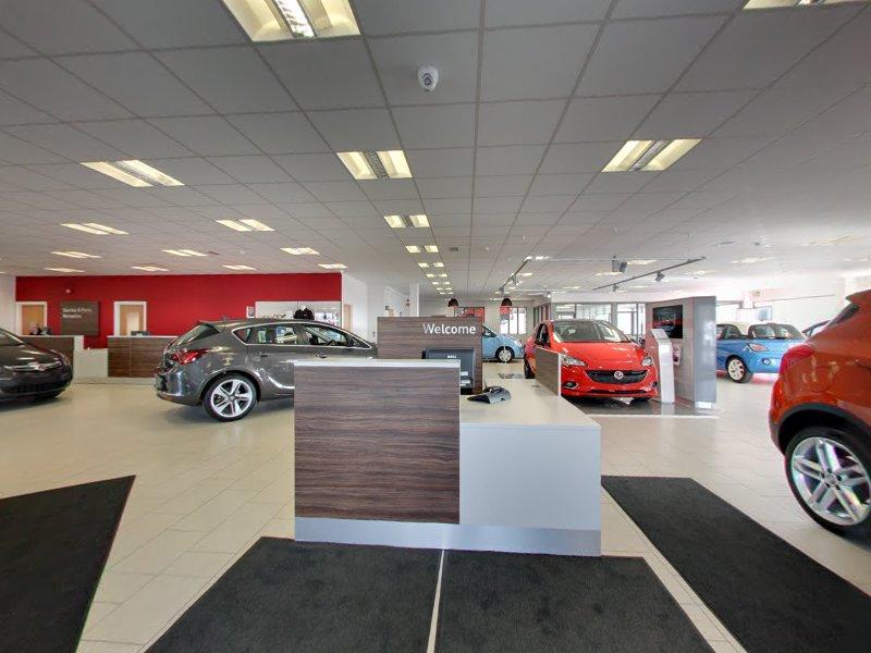 Townparks Car Sales Antrim