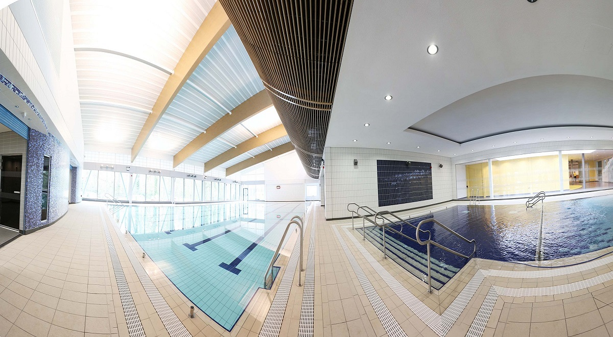 Foyle Arena Leisure Centre Derry Contract Tile And Stone