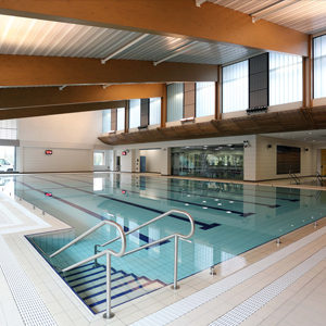 Foyle arena leisure centre derry contract tile and stone for Park road swimming pool opening times